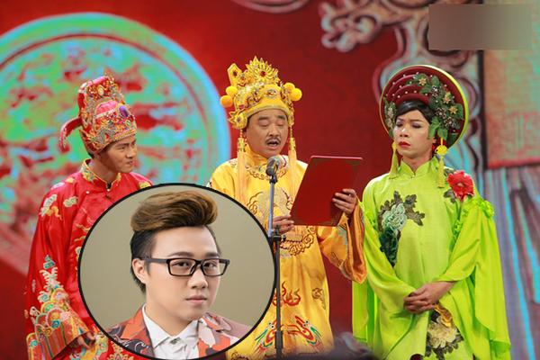 """Táo Quân vừa phát sóng, Trung Quân Idol đã lên tiếng chê bai: """"Chương trình nhạt thế kỉ!"""""""