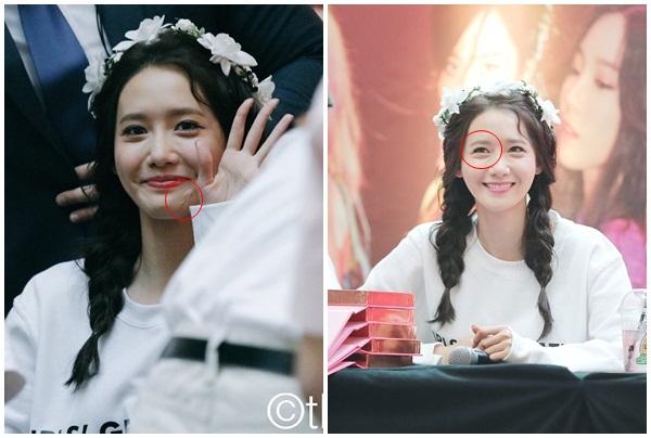 """Là """"biểu tượng sắc đẹp"""" suốt 10 năm, cũng đến lúc """"nữ thần"""" Yoona nhăn nheo và kém sắc ở tuổi 27 thế này"""