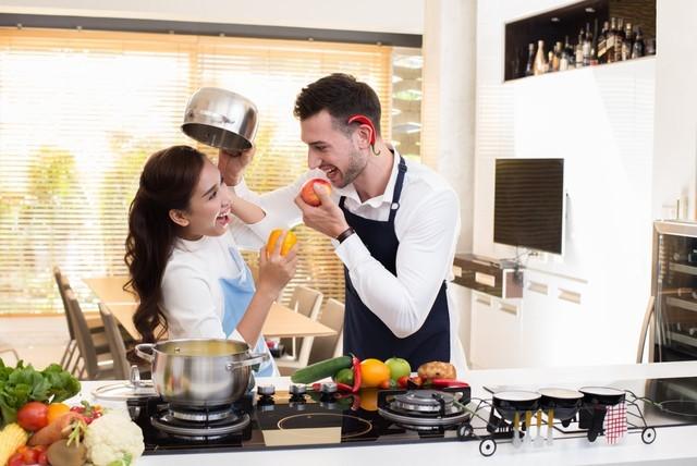 Căn bếp - nơi bộc lộ rõ nhất khí chất của một người phụ nữ