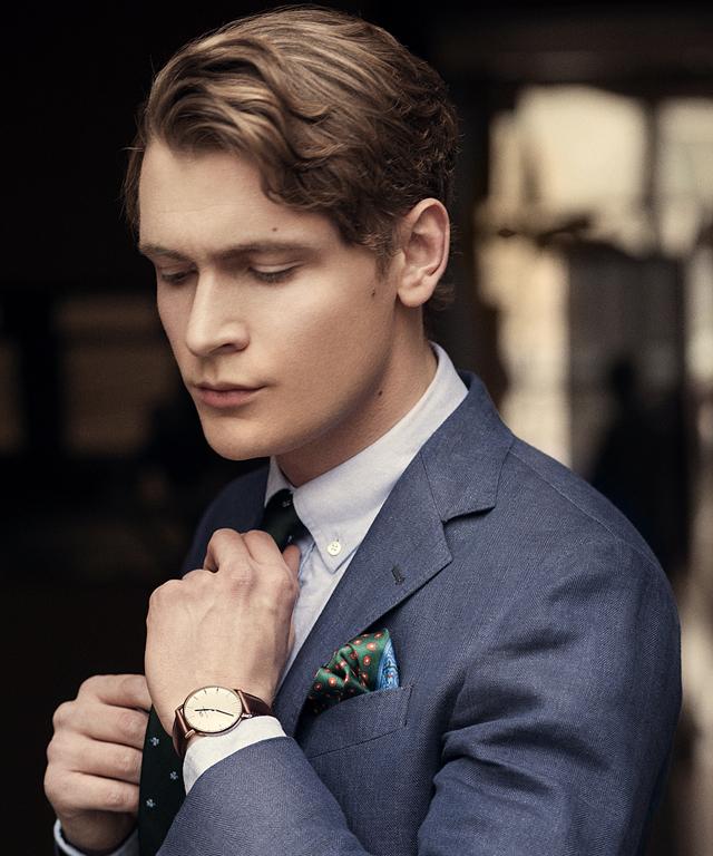 Đồng hồ đeo tay - linh hồn của người đàn ông