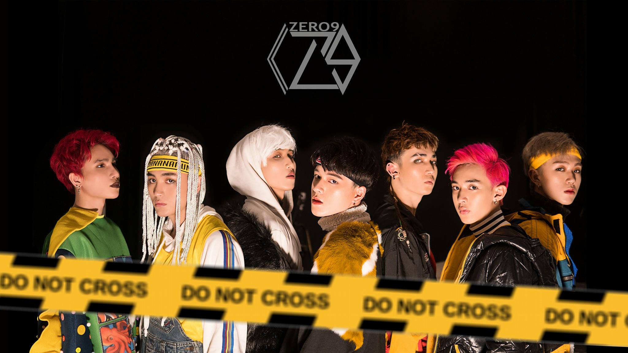 Zero 9 không ngại dư luận mà tuyên bố rằng có tham vọng nổi tiếng như BTS tại thị trường Việt Nam.