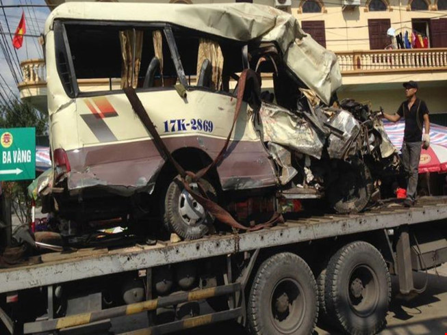 118 người chết vì tai nạn giao thông sau 5 ngày nghỉ Tết