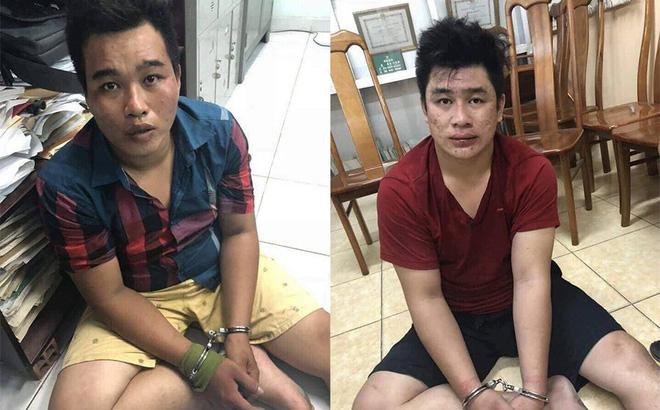 Công an TP HCM họp báo thông tin về 2 nghi can sát hại hiệp sĩ đường phố