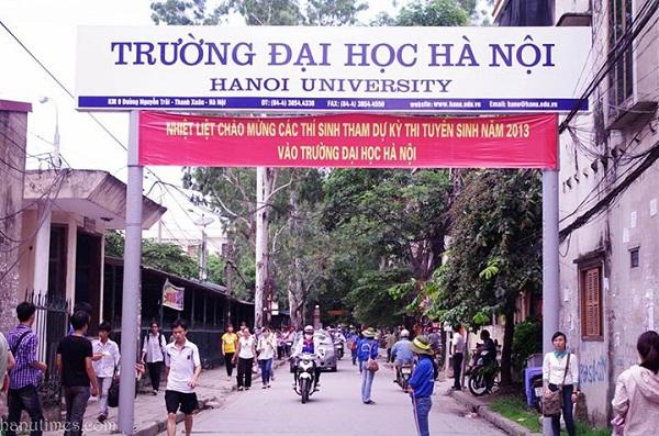 Đại học Hà Nội tăng chỉ tiêu tuyển những ngành học sinh viên ra trường nhanh chóng tìm được việc làm