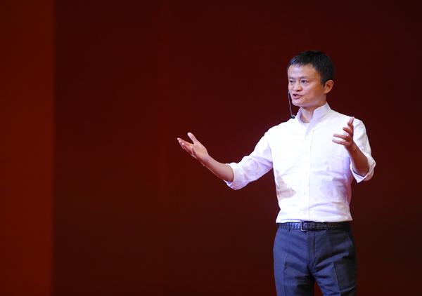 """Jack Ma đối thoại với sinh viên Việt Nam: """"Cố gắng đừng mời bạn bè vào công ty"""""""
