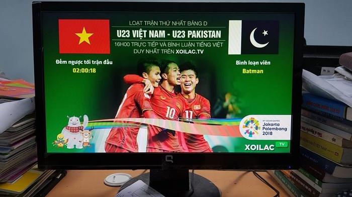 """Khó xử lý vụ Xôi lạc TV phát """"lậu"""" ASIAD 2018, fan U23 Việt Nam chắc """"cứ vui"""" đến hết giải"""