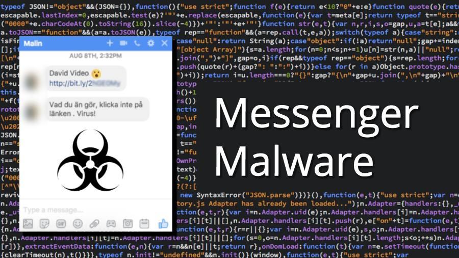 """Phát hiện mã độc trên Facebook Messenger chiếm quyền kiểm soát máy tính để """"đào"""" Bitcoin"""