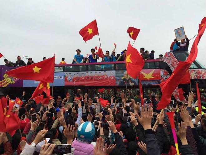 Sau tất cả, Liên đoàn Bóng đá Việt Nam mới là đơn vị sở hữu bản quyền hình ảnh U23 Việt Nam