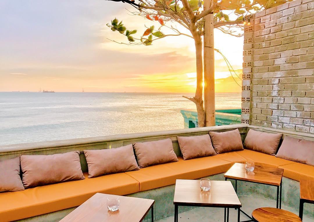 Đến Vũng Tàu nhất định phải ghé MILLA NAKED SOUL – quán café có view ngắm biển đẹp đến mê hồn