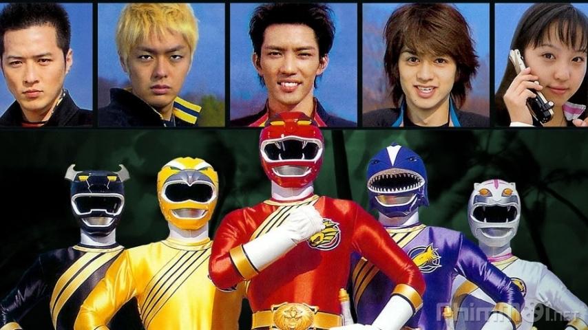 """Cuộc sống thăng trầm của """"5 anh em siêu nhân Gao"""": Người thành sao hạng A,  kẻ bị quên lãng"""