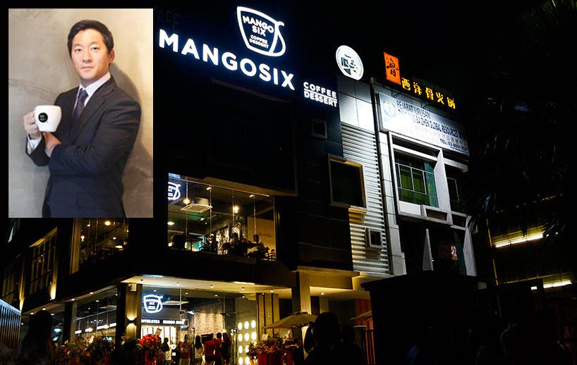 """""""Vua cà phê"""" Hàn Quốc treo cổ tự tử, để lại chuỗi cửa hàng cà phê Mango Six đang xuống dốc"""