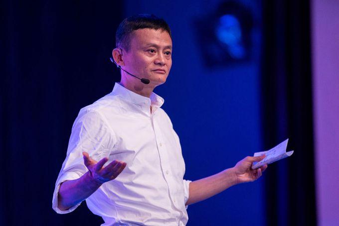 Chủ tịch Alibaba Jack Ma đã dẫn dắt công ty của ông mở rộng sang Ấn Độ và Đông Nam Á để có cơ hội tăng trưởng