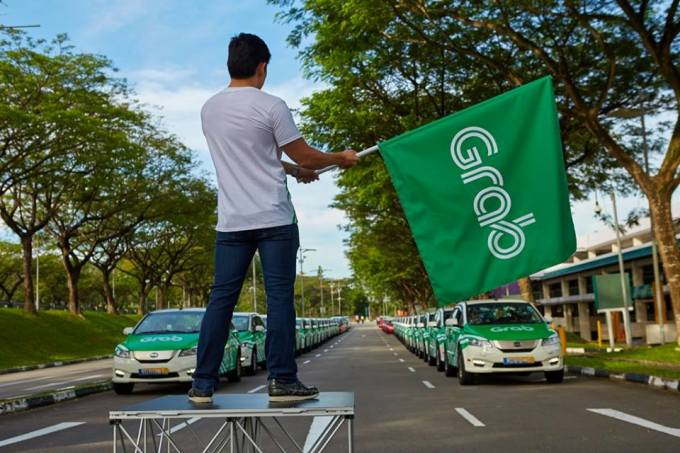 Theo các nguồn tin, cặp đối thủ Uber Grab gần như là đầu tư từ Alibaba.