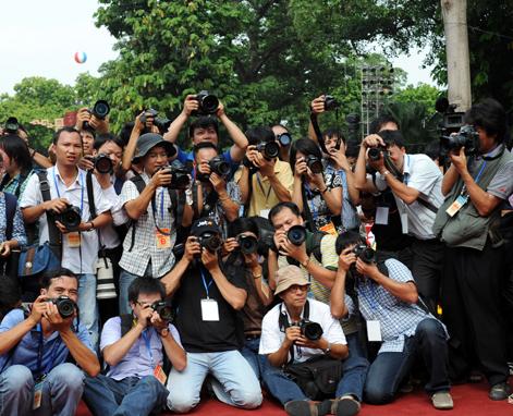 """Những vụ hành hung, đe dọa phóng viên, nhà báo gần đây thêm khẳng định nghề báo là """"nghề nguy hiểm"""""""