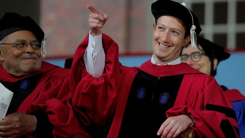 Bài phát biểu tại Harvard của Mark Zuckerberg: Mọi người cần được tự do theo đuổi mục đích và dễ dàng thử sức nhiều lần