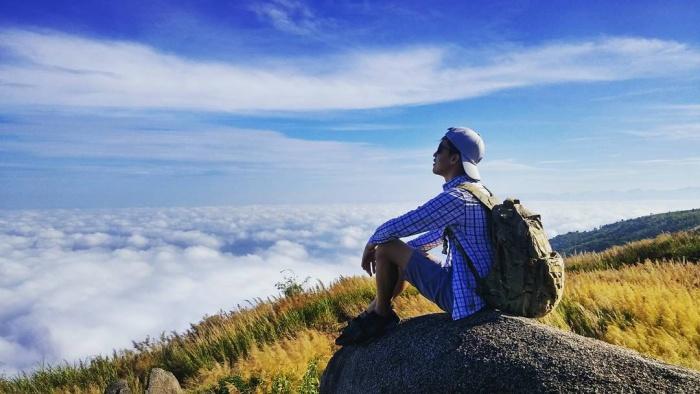 """Xuất hiện núi Chứa Chan đẹp """"miên man"""" không đi nhanh thì phí của giời!"""