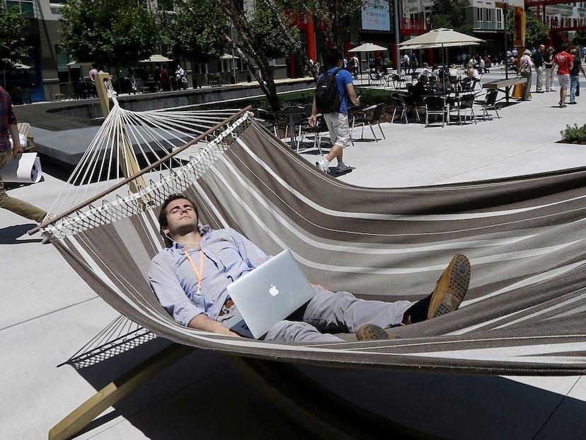 Rest & Vest - Làn sóng ở Thung lũng Silicon cả Google và Facebook đều sợ này là gì?