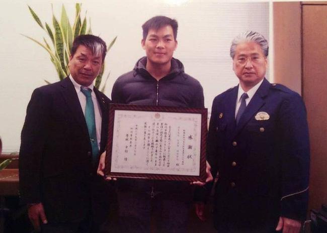 Thực tập sinh Việt bất chấp nguy hiểm cứu người được báo chí Nhật ca ngợi