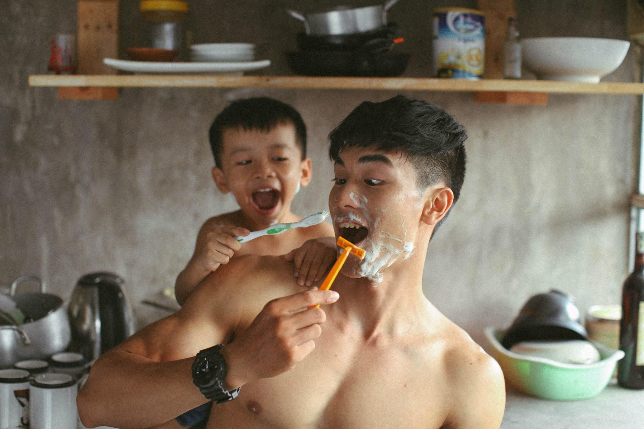 Làm bố đơn thân ở tuổi 23 - ngã rẽ cuộc đời trước tuổi trưởng thành