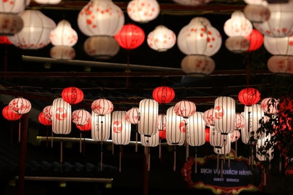 Khu văn hóa Nhật ở Asia Park