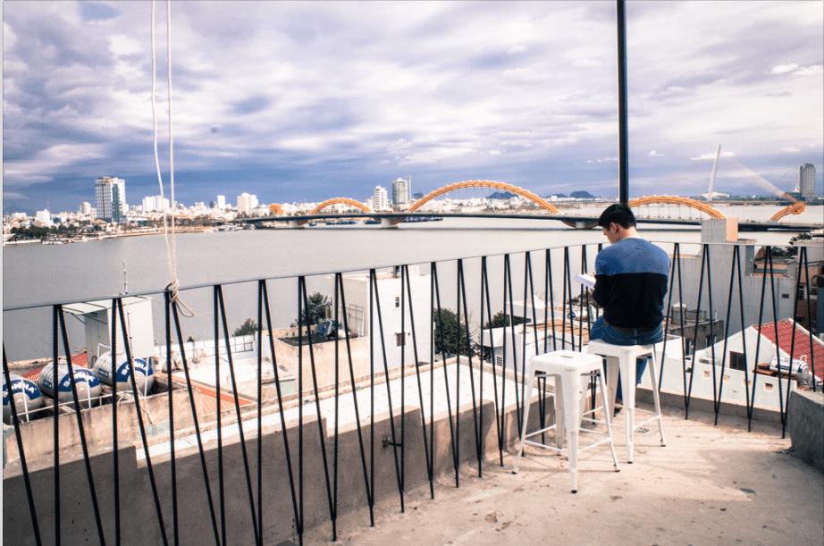 """5 khách sạn có view """"đỉnh nhất"""" Đà Nẵng"""
