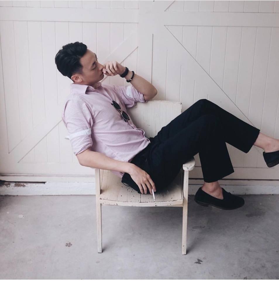 Soi phong cách siêu chất của hotboy Việt tuần qua