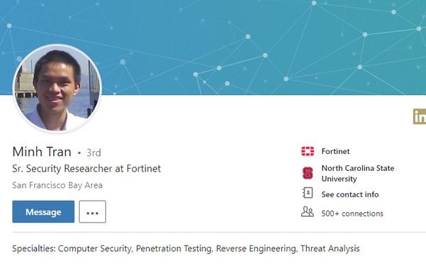 Danh tính 8x người Việt bí ẩn vượt xa 2 nhân viên Viettel trong Top 100 cao thủ bảo mật được Microsoft vinh danh