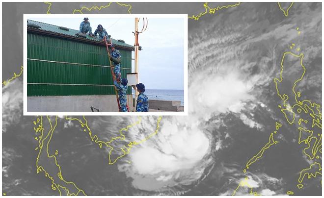 Bão số 9 giật cấp 10 sắp đổ bộ vào đảo Phú Quý, dự kiến sơ tán 280.000 người