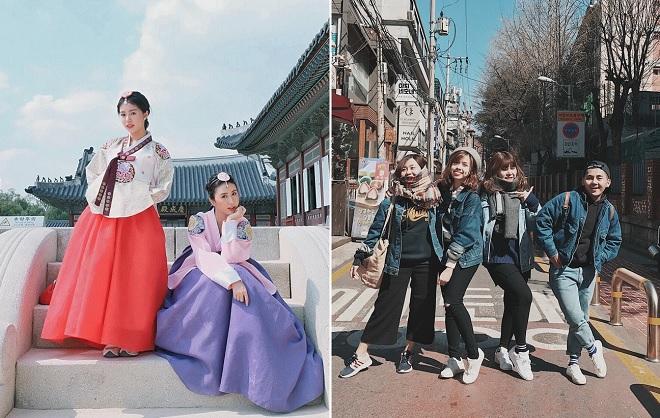 """Giới trẻ Hà Nội, TP HCM và Đà Nẵng """"bấn loạn"""" trước thông tin Hàn Quốc cấp visa 5 năm"""
