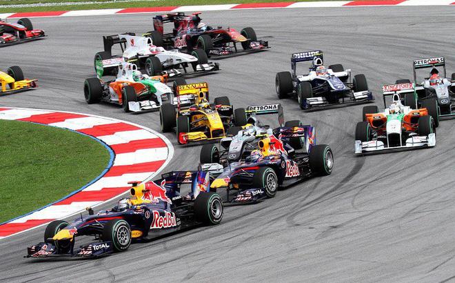 Hà Nội trở thành thành phố thứ 22 tổ chức giải đua xe F1 vô địch thế giới