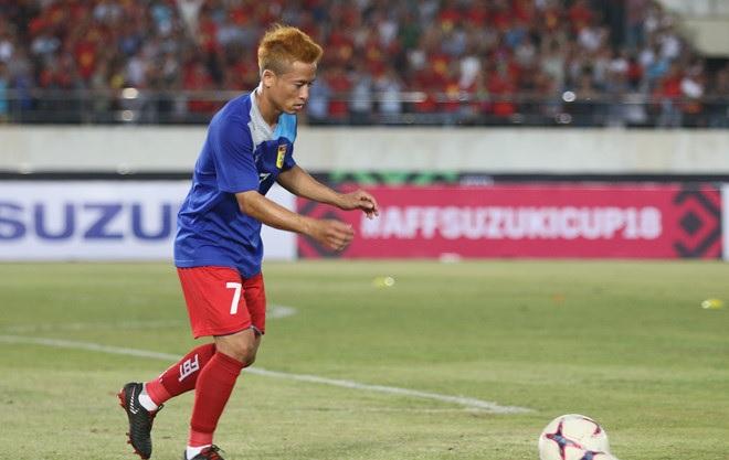 """Không được đá trận gặp Việt Nam, """"Messi Lào"""" tuyên bố chia tay đội tuyển quốc gia nhưng vẫn sang Malaysia chuẩn bị cho trận tiếp theo"""