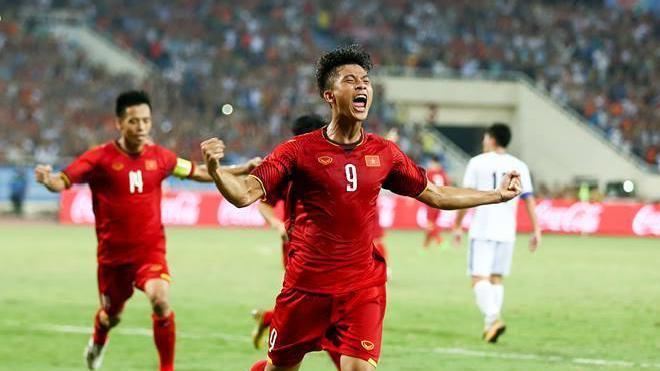 """Lập siêu phẩm vào lưới Campuchia, Đức """"cọt"""" dẫn đầu cuộc bình chọn bàn thắng đẹp nhất lượt cuối vòng bảng AFF Cup 2018"""