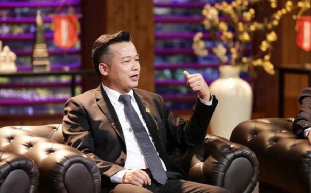 Shark Nguyễn Thanh Việt chia sẻ câu chuyện khởi nghiệp ở tuổi 39
