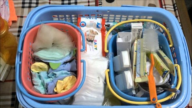 Bí quyết sắm giỏ đồ đi sinh không thiếu thứ gì lại tiết kiệm chi phí tối đa giúp mẹ đi sinh dễ dàng