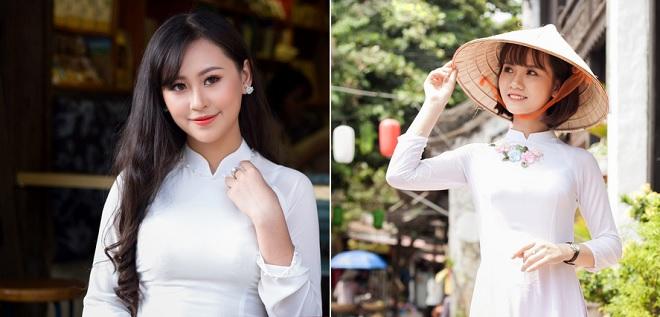 """Chiêm ngưỡng nhan sắc """"mỗi người một vẻ"""" của 2 nữ sinh đăng quang Imiss Thăng Long 2018"""