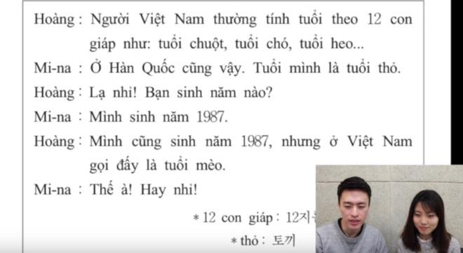 Không ngờ thi đại học ở Hàn Quốc có môn Tiếng Việt mà đề thi lại khó thế này