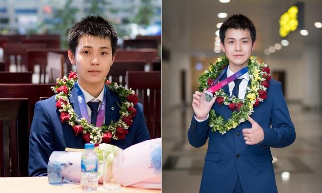"""""""Nam thần"""" 2k2 giành HCB Olympic Thiên văn học Quốc tế: Đã đẹp trai còn mê chơi LOL"""