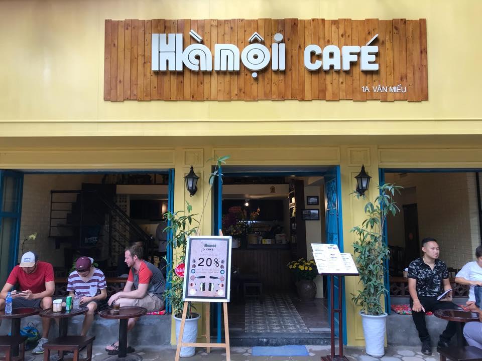 """Đứng ngồi không yên khi Hà Nội lại xuất hiện thêm một mặt tiền cafe đẹp """"hết nấc"""""""