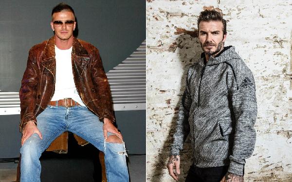 """David Beckham: Hành trình từ """"bố đừng bao giờ mặc lại những bộ đồ thế này nữa!"""" đến quý ông mặc """"đỉnh"""" nhất thế gian"""