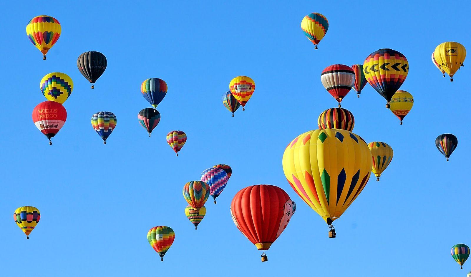 Đâu chỉ có lễ hội pháo hoa, tháng 12 này Đà Nẵng còn có lễ hội khinh khí cầu lớn nhất Việt Nam này