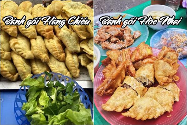 """Điểm danh 6 địa chỉ ăn bánh gối Hà Nội ngon """"tuyệt cú mèo"""" cho ngày thu se lạnh"""