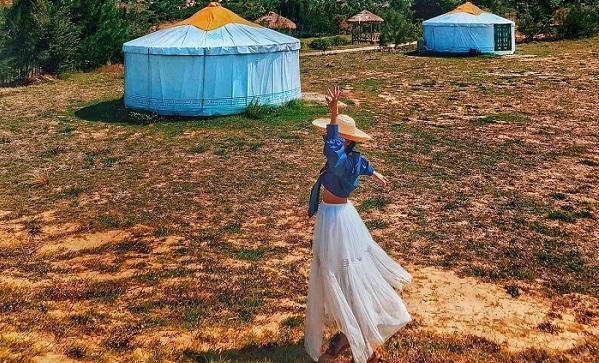 """Phát hiện """"làng Mông Cổ"""" phiên bản Việt cho bạn thả ga trải nghiệm cuộc sống du mục"""
