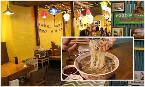 """Thèm """"phở Việt kiểu Hàn"""" thì đến ngay tiệm 36st giữa Seoul, ăn một lần lần sau lại muốn ghé"""