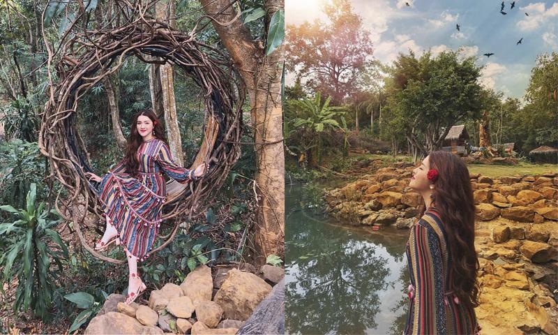"""Hành trinh """"lạc bước"""" ở miền cổ tích đẹp hơn cả """"Bali"""" giữa lòng Tây Nguyên nắng gió"""