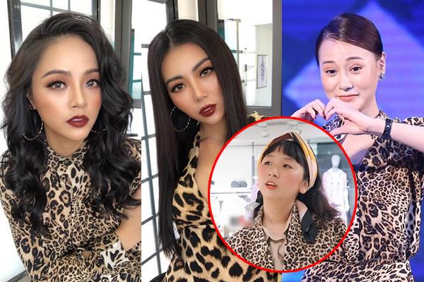 """Bộ ba chị đại """"Quỳnh búp bê"""" cùng xắn tay diện style da báo cũng không """"chọi"""" được Trang Hý"""