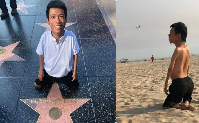 Sự thật về việc Lê Minh Châu - chàng trai người Việt Nam đầu tiên được khắc tên lên ngôi sao ở Đại lộ Danh vọng Hollywood