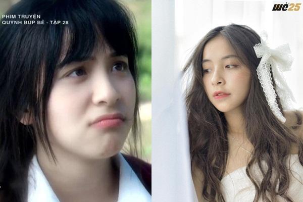 """Bật mí tất tần tật về hot girl Vân Sặt vai Quỳnh Búp Bê lúc nhỏ: """"Mình luôn cố gắng để khán giả nhìn nhận với vai trò diễn viên"""""""