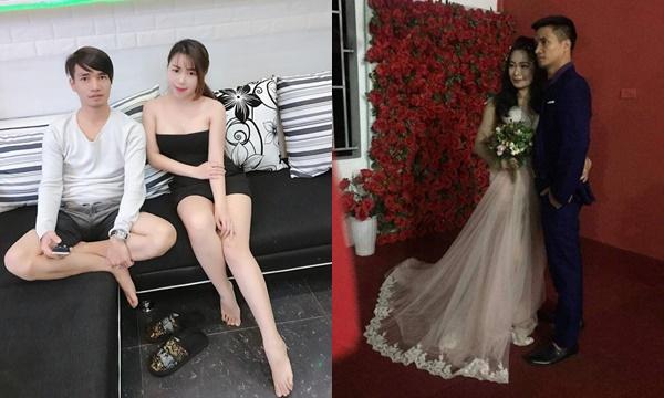 Chụp ảnh toàn với hot girl xinh đẹp, cuối cùng Lệ Rơi cũng lấy vợ năm 32 tuổi, nhan sắc cô dâu bất ngờ luôn!