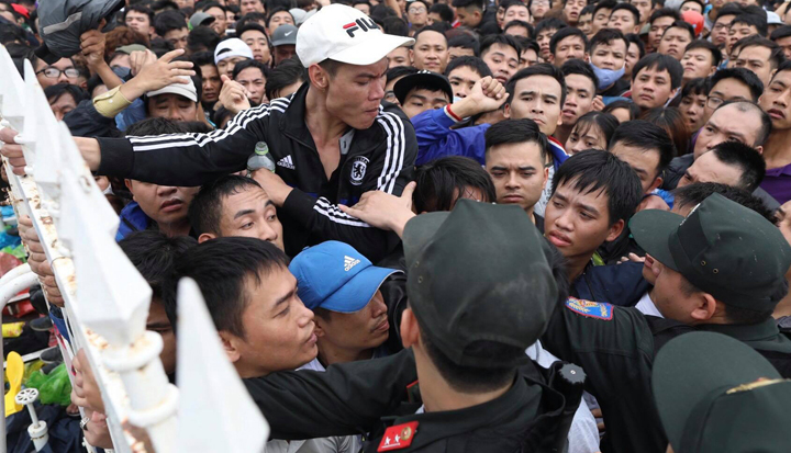 Bán vé online sẽ thay thế bán bằng công văn và trực tiếp nếu ĐT Việt Nam lọt vào bán kết AFF Cup 2018