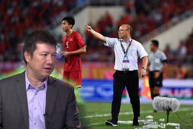 """BLV Quang Huy dự đoán Myanmar 0-1 Việt Nam và """"người tỏa sáng chắc vẫn là Công Phượng"""""""